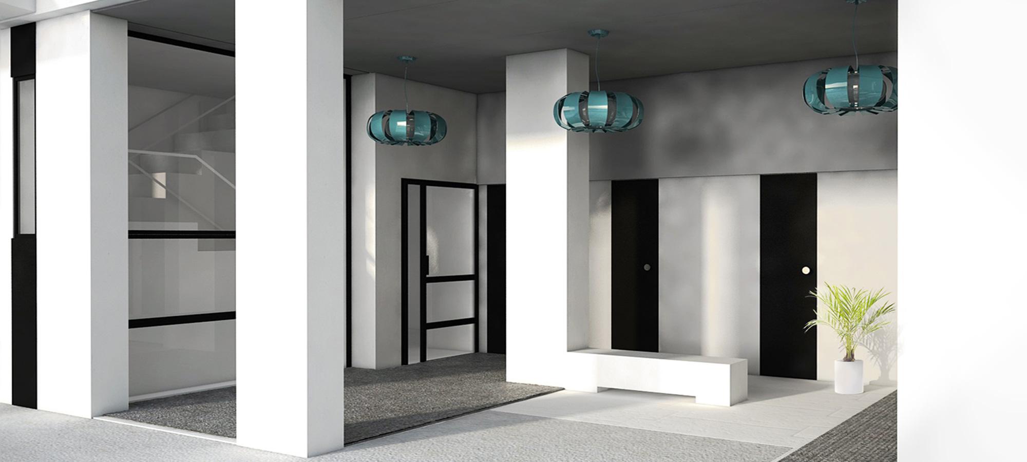 Edificio Puerta-de-Valencia-Portal
