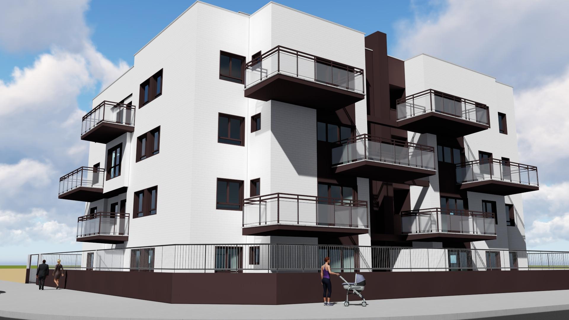 Vivienda en Albacete Barrio Imaginalia